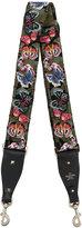 Valentino Garavani Valentino butterfly camouflage bag strap - women - Cotton/Leather - One Size