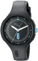Puma Women's PU911201005 Wave - Black Analog Display Quartz Watch