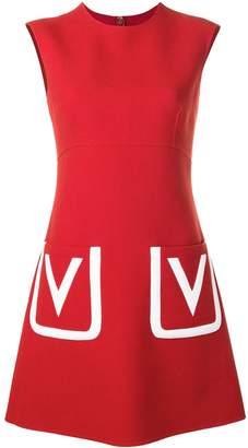 Valentino V A-line dress