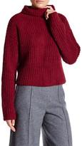 Lucy Paris Carolina Turtle Neck Knit Sweater