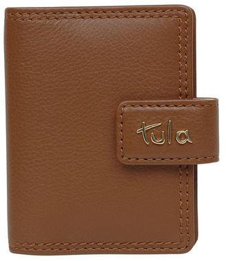 Tula Originals Bifold Credit Card Holder