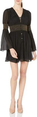 Rachel Zoe Women's Laurel Embroidered Dress