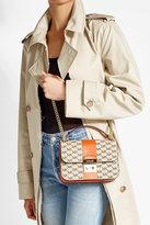 MICHAEL Michael Kors Sloan Center Stripe Shoulder Bag