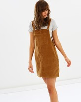 All About Eve Moey Cord Pinafore
