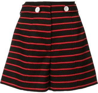Proenza Schouler striped shorts