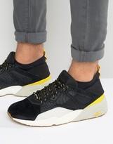 Puma Blaze of Glory Sock Ice Cream Sneakers In Black 36192301