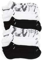 Nike 6-Pack Dri-FIT No-Show Socks