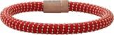 Carolina Bucci Red Twister Band Bracelet