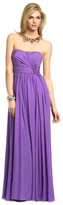 Theia Purple Iris Gown