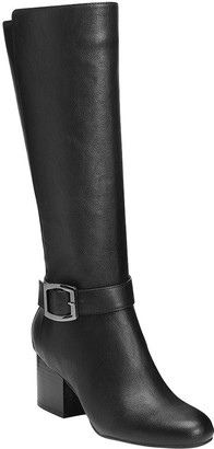 Aerosoles Heel Rest High Shaft Riding Boots - Patience