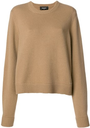 DSQUARED2 Drop Shoulder Jumper