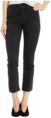 Sam Edelman Stiletto High Rise Crop Boot Jeans in Blaze (Blaze) Women's Jeans