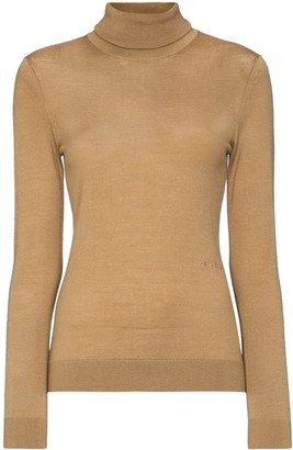 Burberry Elaina turtleneck jumper