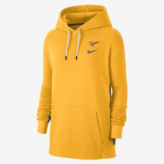 Nike Women's Fleece Pullover Hoodie College (LSU)