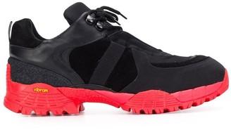Alyx Contrast Sole Runner Sneakers