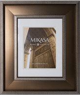 Mikasa 8 x 10 Striped Border Frame