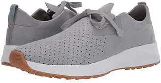 Native Apollo 2.0 (Pigeon Grey/Shell White/Natural Rubber) Shoes