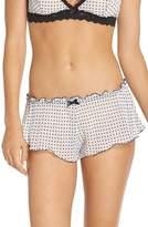 Hanky Panky Spot On Chiffon Tap Shorts