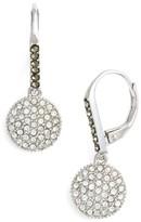 Judith Jack Women's Round Drop Earrings
