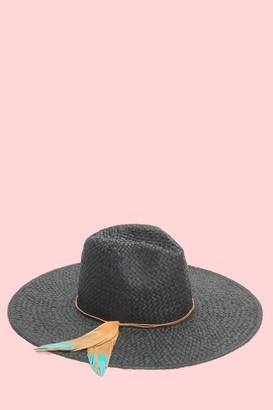 The Frye Company Wide Brim Panama Hat