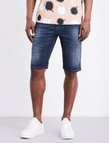 Diesel Krooshort-ne stretch-cotton shorts