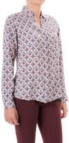 Jag Roan Shirt - Hidden-Button Front, Long Sleeve (For Women)