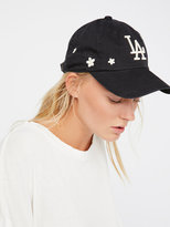 Free People Daisies In The Outfield Baseball Hat
