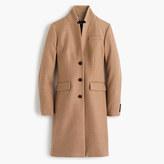 J.Crew Regent topcoat in double-serge wool