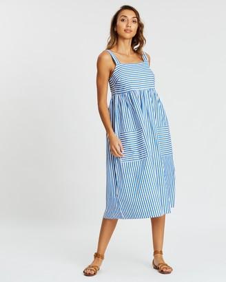 People Tree Luella Stripe Dress