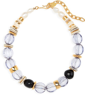 Lizzie Fortunato Candy Necklace