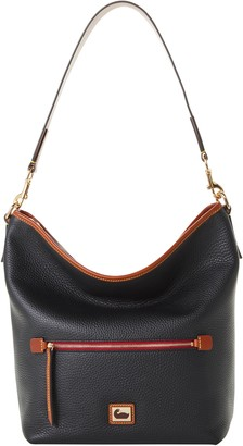 Dooney & Bourke Camden Pebble Hobo
