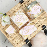 Bath House Rosé Prosecco Gift Hamper Luxury