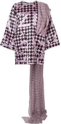 Natasha Zinko oversized mini dress