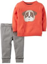 Carter's Baby Boy Sweater & Leggings Set