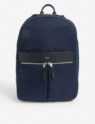 "Knomo Beaufort 15.6"" shell laptop backpack"