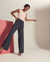 Ted Baker Colourblock belted jumpsuit