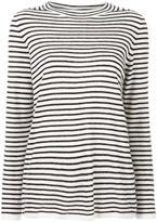 Max Mara striped jumper - women - Silk/Cashmere - S