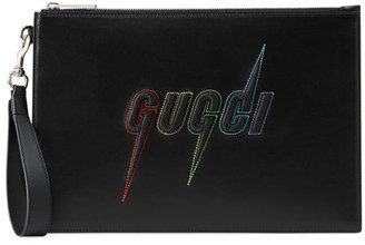 Gucci Lightening Pouch