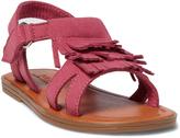 Polo Ralph Lauren Pink Alana Sandal - Big Kid