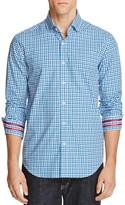 Robert Graham Modern Americana Colbie Plaid Slim Fit Button-Down Shirt