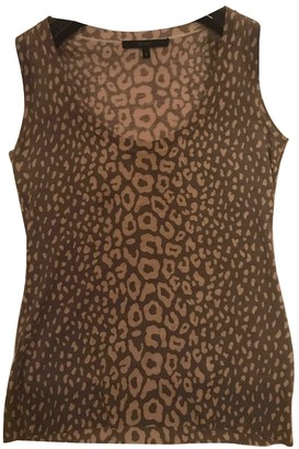 Gucci Beige Cashmere Top for Women