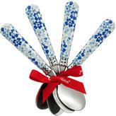 Cath Kidston Spray Ditsy Se of 4 Tea Spoons