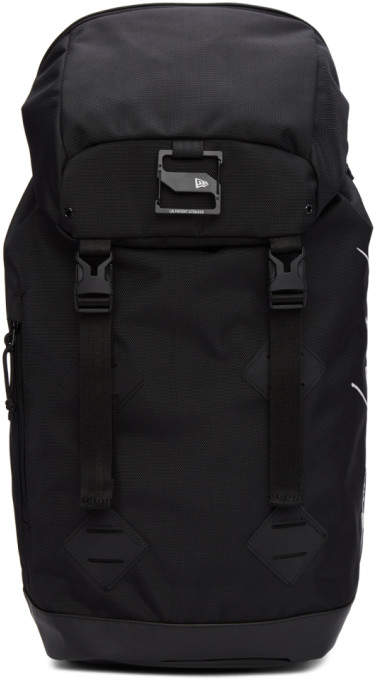 Yohji Yamamoto Black New Era Edition Rock Backpack