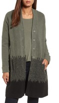 Nic+Zoe Women's Block Stripe Jacket