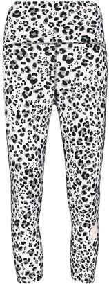 adidas by Stella McCartney True Pur leopard-print leggings
