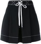 Alexander Wang loose-fit shorts - women - Polyester/Spandex/Elastane/Virgin Wool - 6
