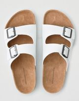 American Eagle Outfitters AE Double Buckle Sandal
