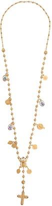 Dolce & Gabbana Holy charm necklace
