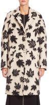 Alexander Wang Open-Front Long Sleeve Jacket
