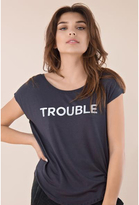 Signorelli Trouble Tee in Ink